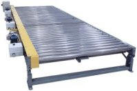 pallet & drum accumulation conveyor