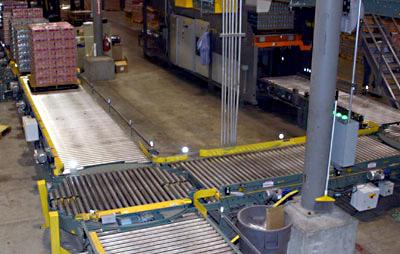 Pallet Amp Drum Conveyors Manufacturing Heavy Duty Hytrol