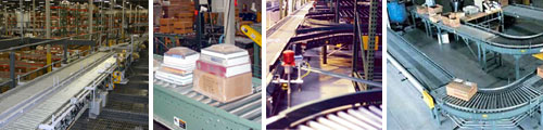 live roller conveyor - systems - lines