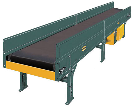 Trash Belt Conveyor
