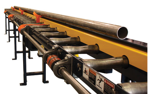 Pipe Conveyors Pipe Handling Systems Cisco Eagle