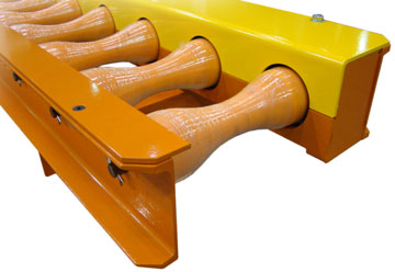 urethane coated rollers
