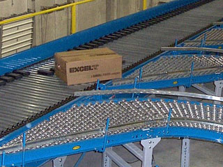 sortation conveyor system