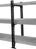 poly tier conveyor supports