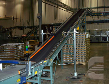 incline conveyor