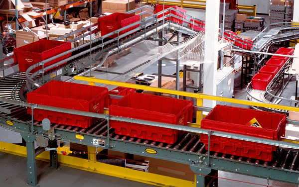 conveyor system automated