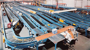 Saving energy with conveyor systems