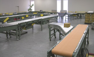 conveyor load test center