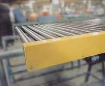 low profile chain driven conveyor guard