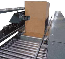 side clamp box pusher