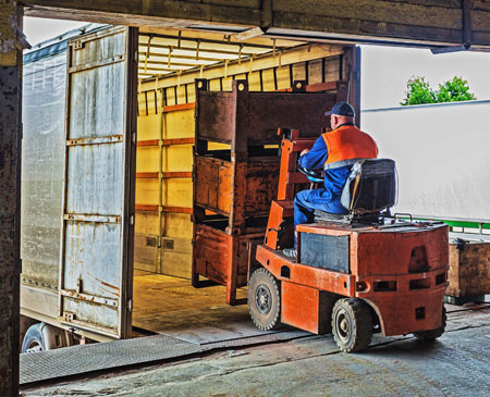 Loading Dock Equipment For Safety Amp Productivity Cisco Eagle