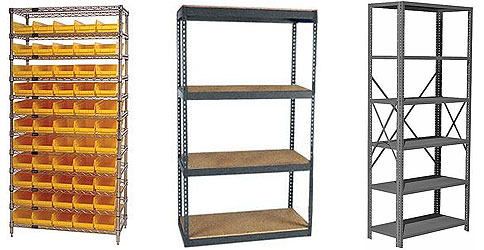Wire Rack Shelving Parts - Lovequilts