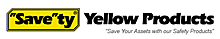 Save-ty Yellow logo