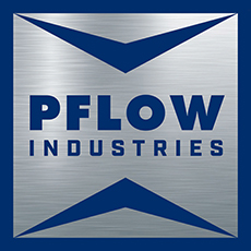 Logo for Pflow Industries