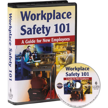 Workplace Safety 101 DVD Training