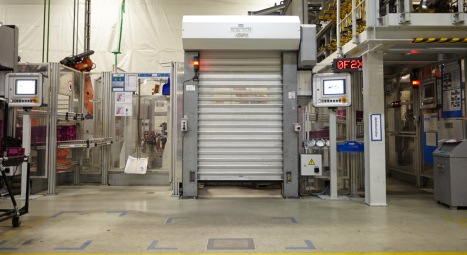 Metal High Speed Door