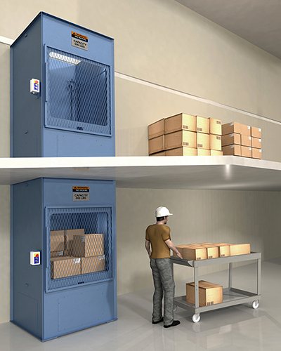 Pflow B Series Package Handling Lift