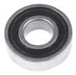Caster ball bearing