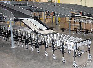 BestReach Extendable Belt Conveyor