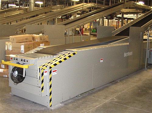 Extendable Conveyor