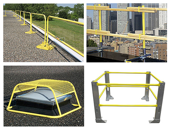 Rooftop Fall Protection Products