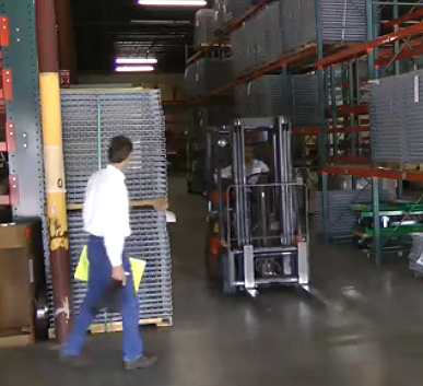 Forklift Safety Warehousing Insights Material Handling