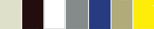 Garlock Color Chart