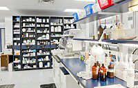Healthcare Mobile Shelving System