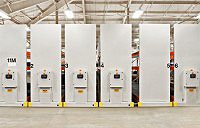 Industrial Mobile Storage Warehouse System