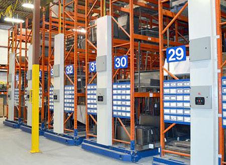 Montel Mobile Rack System