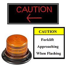 Safety Lights & Signs