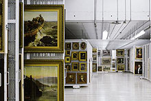 Museum Storage System