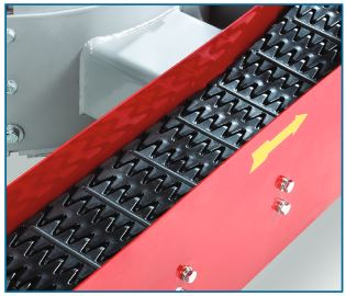 Narrow Trak Spiral Conveyor