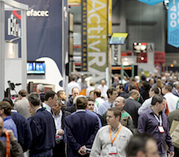 ProMat 2015 Convention Floor