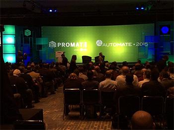 ProMat 2015 Seminar