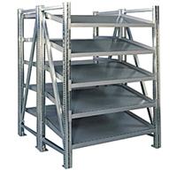 Double Pick Shelf