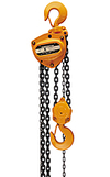 Hand Chain Hoist - 3 Ton, 8' Lift, All-Steel Body