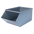 "Steel Stacking Bin # 4, 20-1/2"" x 12"" x 9-1/2"""