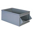 "800 Series Steel Hopper Box, 27"" x 15"" x 10"""