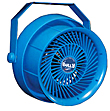 "High Velocity Yoke Mount Fan - 10"", 115v / 1ph"
