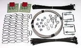 Rack Net Mount Kit, Flush Mount, Add-On