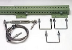 Rack Net Mount Kit, Extension Add-On Kit