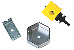 Modular IBC Spill Pallet Assembly Kit - Hole saw, arbor, set of 2 tightening tools