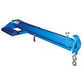 "Telescoping Short Boom - 13""H, 94-3/8""L, 4,000 lb. Cap."