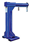 "Non-Telescoping High-Rise Boom - 79""H, 51""L, 4,000 lb. Cap."