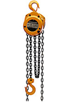Hand Chain Hoist - 1 Ton, 20' Lift, Aluminum Body