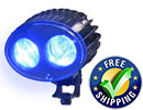 Forklift Approach Warning Light - LED Blue