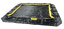 Rapid Rise Containment Berm - 4' x 6' x 1'