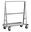 A-Frame Truck - 60 in. x 30 in. - 2 Swivel 2 Rigid Casters