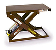 "Scissor Lift - 32"" x 87"", 60"" Travel, 2,500 lb. Cap."